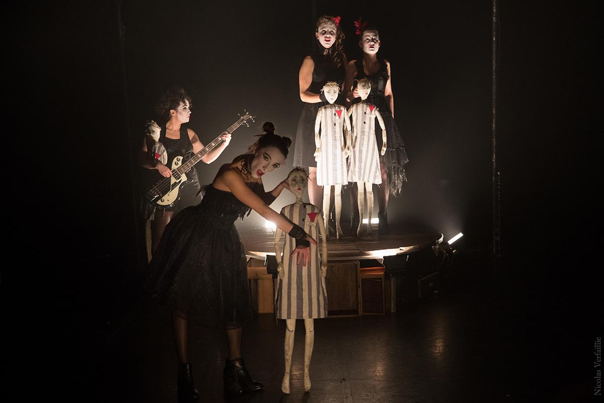 Le Verfügbar aux Enfers (Théâtre Marni)
